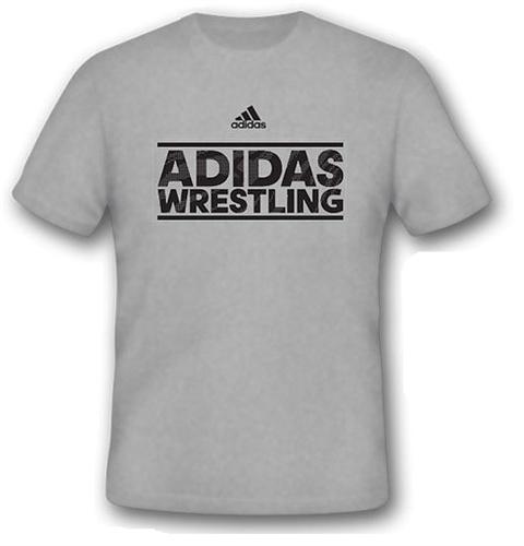 T Shirt Grey Wrestling T Adidas Adidas Wrestling Grey Wrestling Shirt Adidas 8nUnvgZ