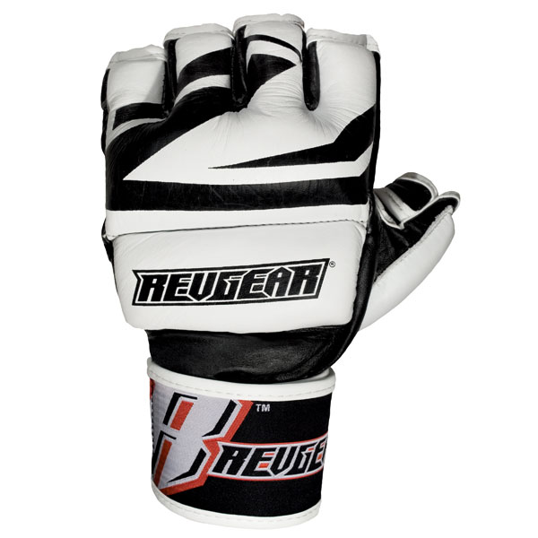 Deluxe Weight Lifting Gloves St12007: Revgear Deluxe Pro MMA Gloves