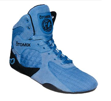Otomix Escape Mma Wrestling Shoe Red White Blue