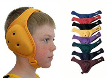 Matman Ultra Youth Wrestling Earguards Protective Headgear