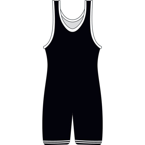 Matman Double Knit Stock Singlet