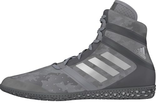 Adidas Impact Wrestling Shoe Grey Camo