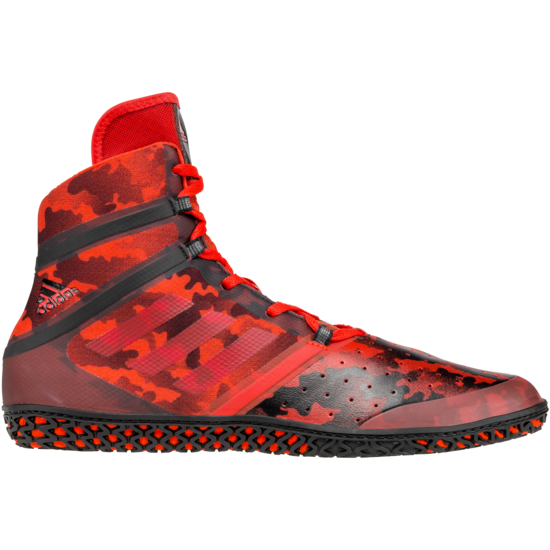 Adidas Impact Wrestling Shoe Red Camo