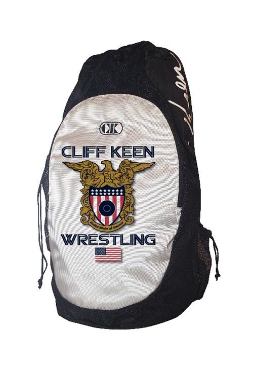 Cliff Keen Eagle Crest Mesh Back Pack