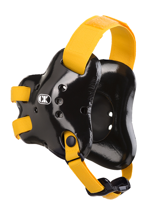 Cliff Keen Fusion Wrestling Headgear Black Gold
