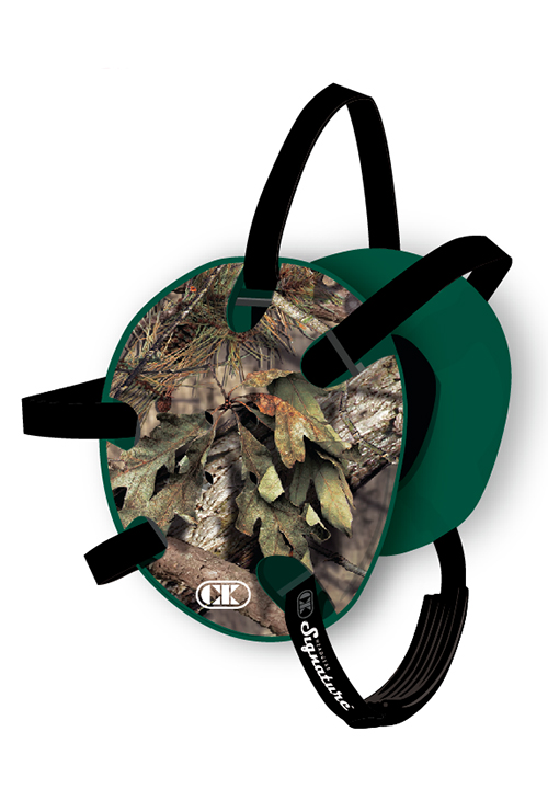 Cliff Keen Metcalf Series Mossy Oak Headgear