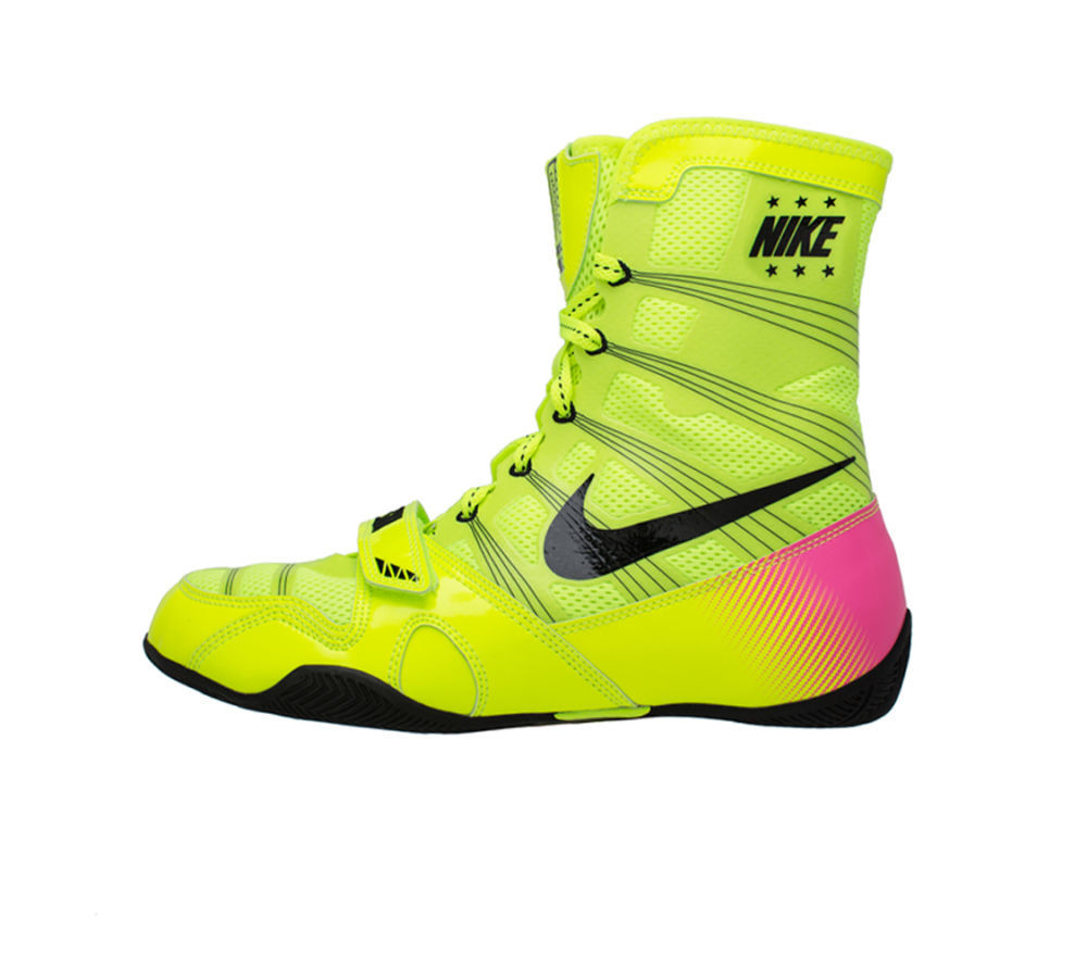 Nike Hyperko Limited Boxing Shoes Neon Rainbow