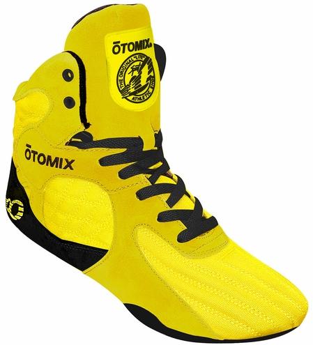 Otomix Escape Men S Mma Wrestling Shoe Yellow
