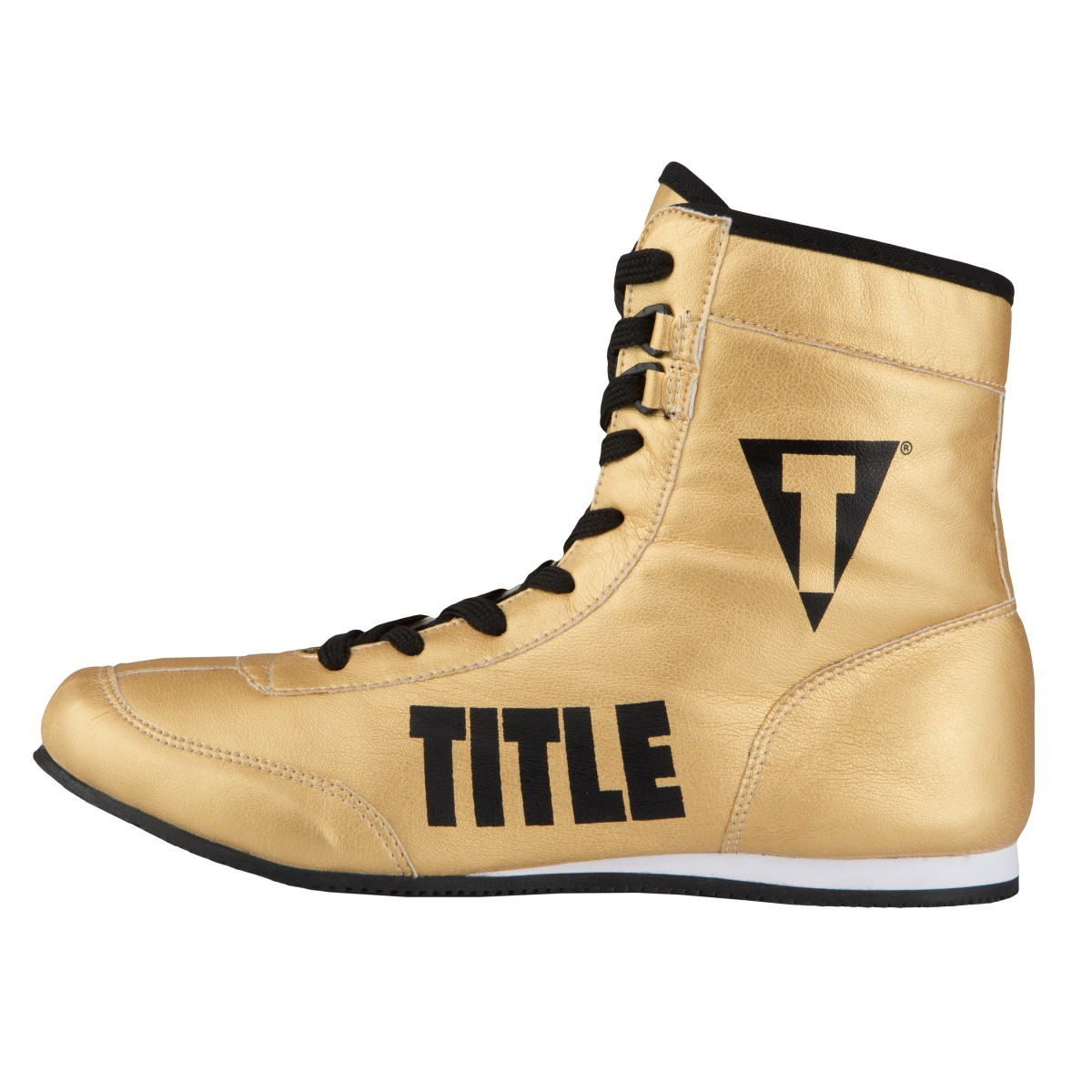 Women's Title Money Metallic Flash Boxing Shoes