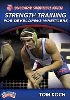 AAU Coaching Series - Strength Training For Developing Wrestlers