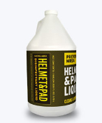 Helmet & Pad Disinfectant Spray (1 Gallon)