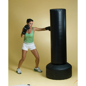 Full Length Free Standing Heavy Bag