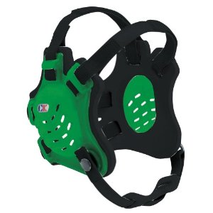 Cliff Keen F5 Tornado Headgear Black Green Black