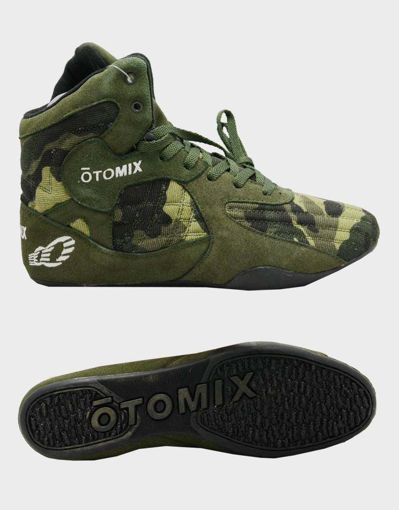 Otomix Escape Mma Wrestling Shoe Camo