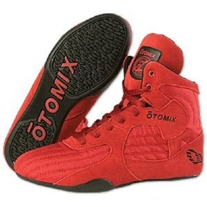 Otomix Escape Mma Wrestling Shoe Red