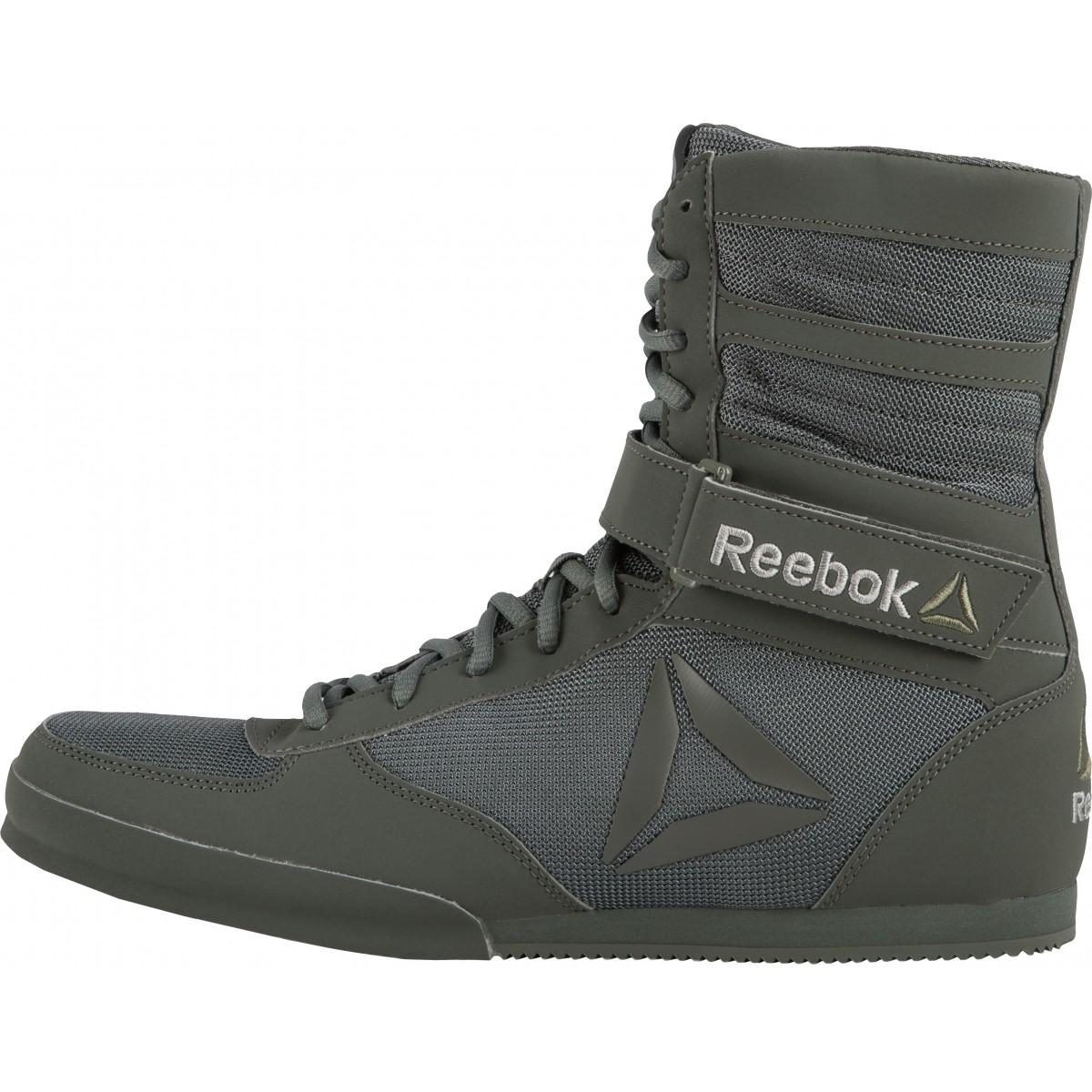 43666c3be447 Women s Reebok Renegade Pro Boxing Boots - Grey