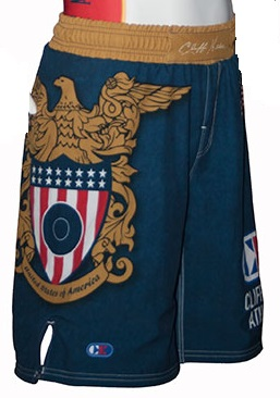 Cliff Keen Youth Sublimated Board Shorts
