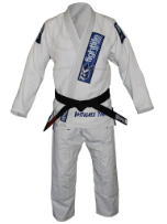 Contract Killer Fight Life Gi - White