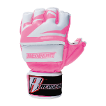 Revgear Deluxe Pro MMA Gloves - Pink