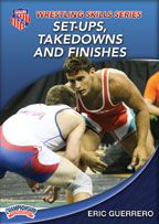 AAU Wrestling Series - Set Ups, Takedowns & Finishes
