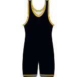 Matman Youth Double Knit Stock Singlet