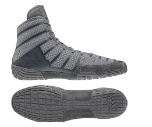 Adidas Adizero Varner 2 Women's Wrestling Shoe - Black/Grey
