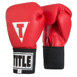 Title Women's Amateur Hook & Loop Competition Gloves