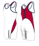 Adidas Youth Custom Sewn Singlet A