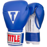 Title Classic Pro Style Training Gloves (14 oz.)