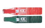 Cliff Keen Tournament Ankle Bands - Green/Red