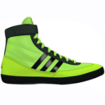 Adidas Combat Speed 4 Wrestling Shoe - Solar