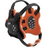 Cliff Keen F5 Tornado Headgear - Black/Orange