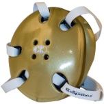 Cliff Keen E58 Signature Headgear - Vegas Gold