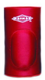 Matman Youth Lycra Kneepad - Red