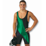 Matman Youth Chest Sweep Singlet