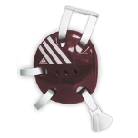 Adidas Response Earguards - Maroon