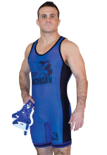 Cliff Keen Reversal Reversible Men's Wrestling Singlet