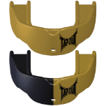 Tapout Youth Gold/Black Mouthguard Set