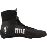 Title Predator II Boxing Shoes - Black
