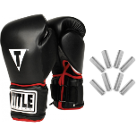 Title Power Weighted Super Bag Gloves
