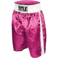 Title Women's Professional Boxing Trunks